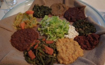 East African Flavors of Portland