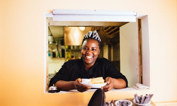 Fatou Ouattara, chef-owner at Akadi