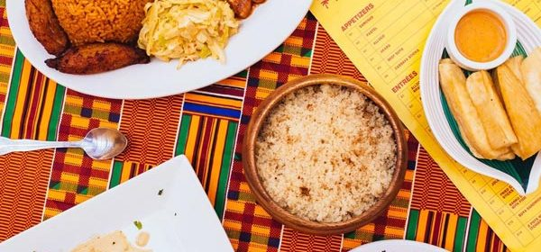Portland West African Dining